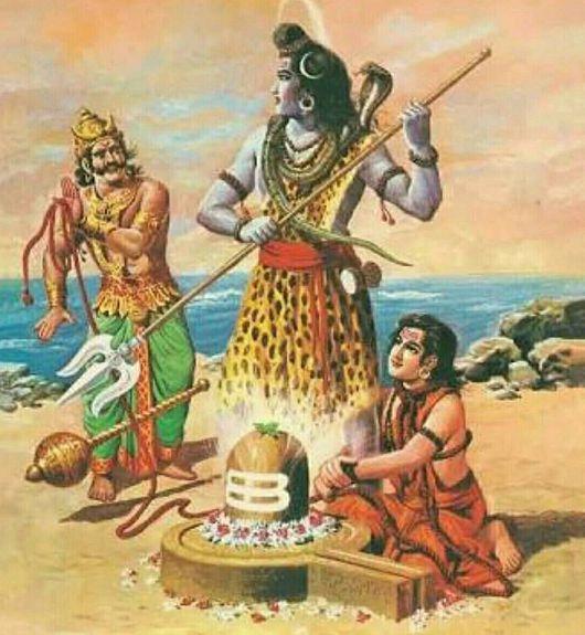 Angry Lord Shiva Pics