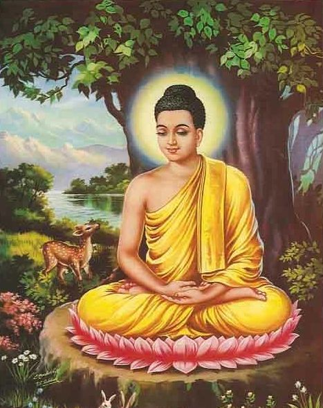 Beautiful Gautam Buddha Pictures