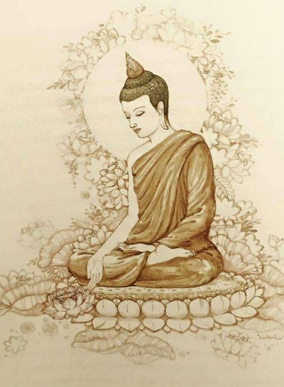 Bhagwan Buddha Pics