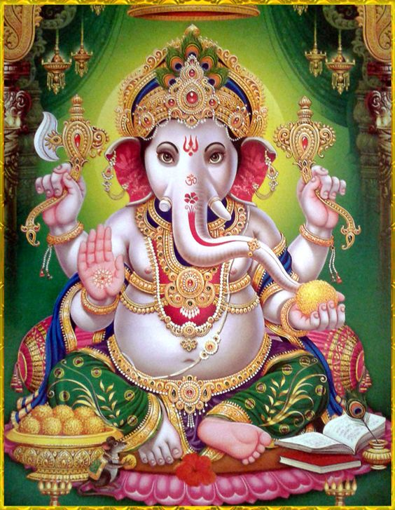 Bhagwan Ganesha Hindu Wallpaper  IMAGES, GIF, ANIMATED GIF, WALLPAPER, STICKER FOR WHATSAPP & FACEBOOK