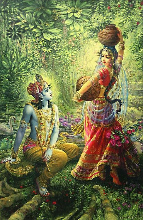 Bhagwan Shri Krishna Photos