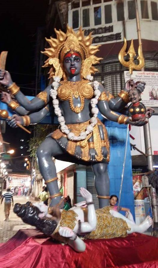 Devi Maa Kali Photos