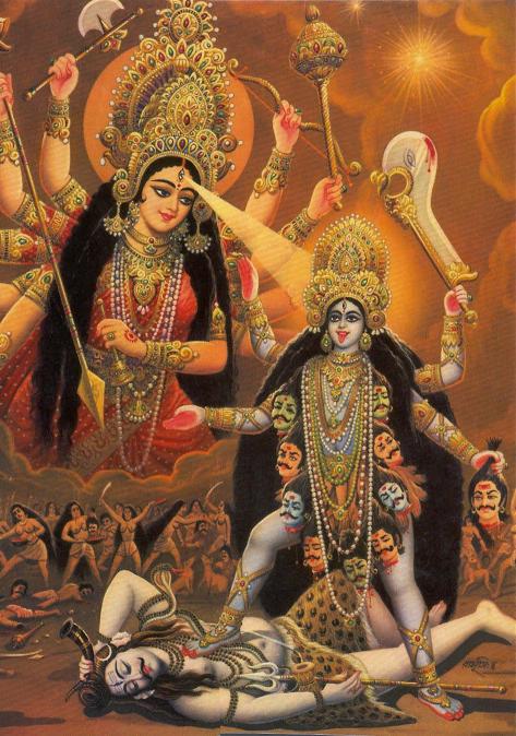 Durga Mata Ki Photo in HD