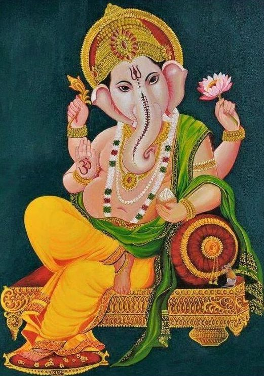 Ganesh Ji Ki Photos