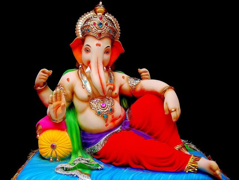 Ganpati Bappa Wallpaper Download