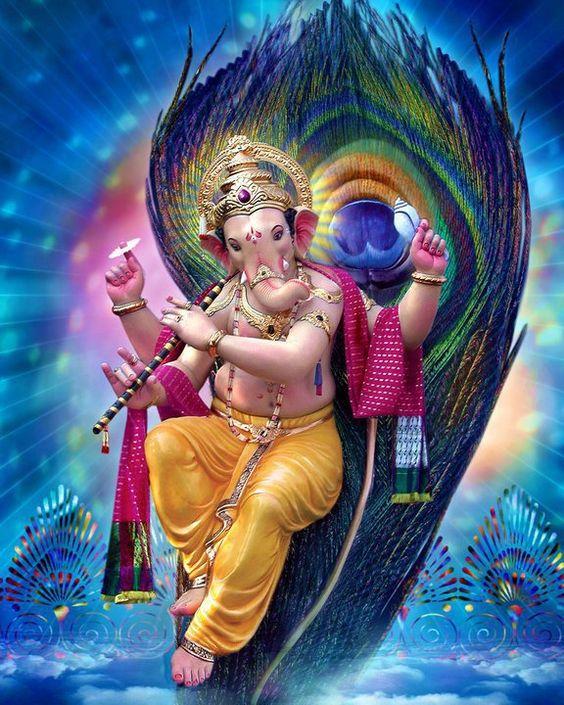 251 Best Ganpati Images Bappa Ganpati Images Bhakti Photos