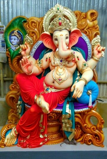 Ganpati Maharaj Images Bappa Photo