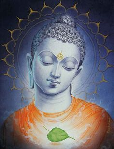 Gautam Buddha Peace Photo