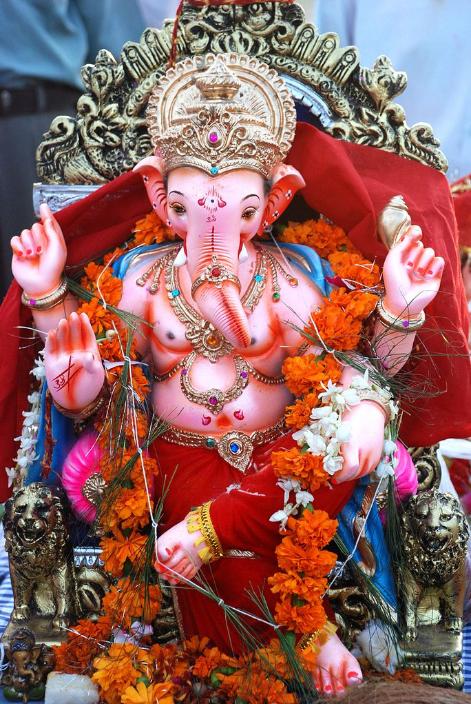 God Ganpati Photo