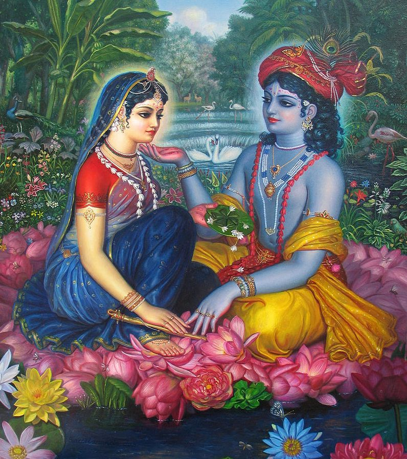 Radha Krishna Love Images Hindu God