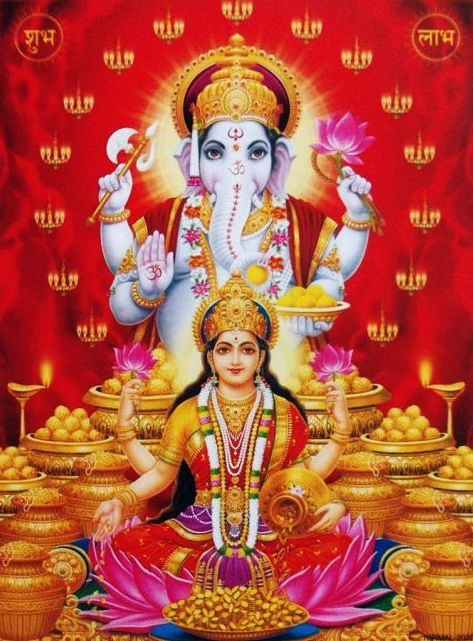 God Lakshmi Images HD