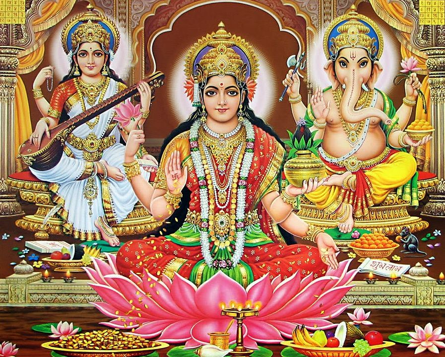 God Lakshmi Photos