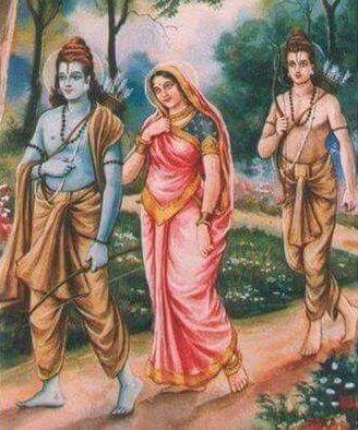 God Rama Photos With Sita Laxman