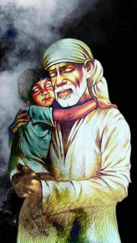 God Sai Baba Photos