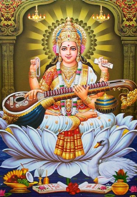 God Saraswathi Photos