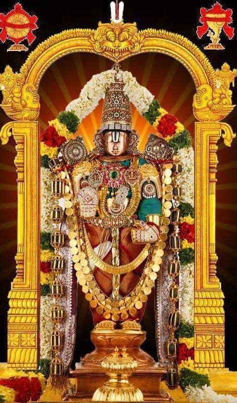 God Venkateswara Swamy hd Images