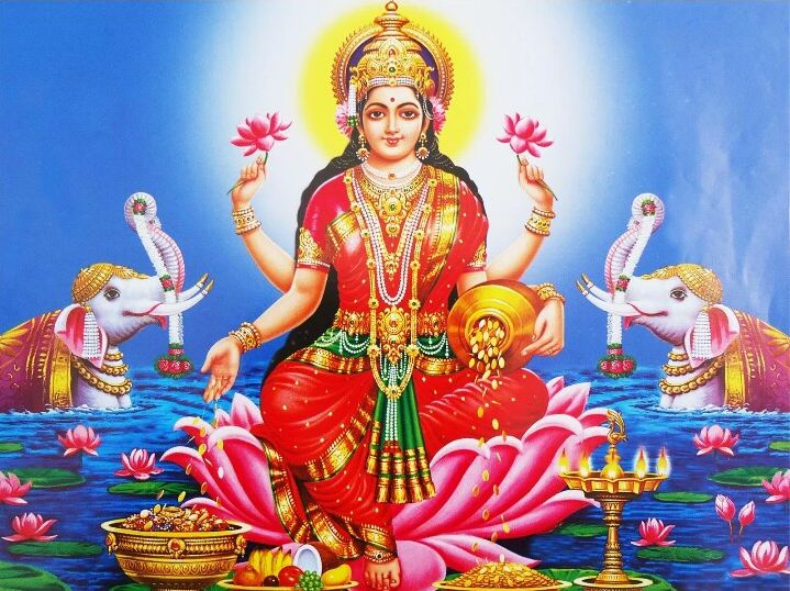 Goddess Lakshmi Photos