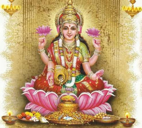Goddess Laxmi Wallpapers