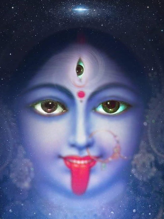 Goddess Maa Kali Photo