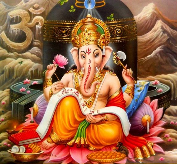 Shri Ganesh Hd Wallpaper: Ganpati Bappa Photo Gallery & Ganpati Images Photos Full