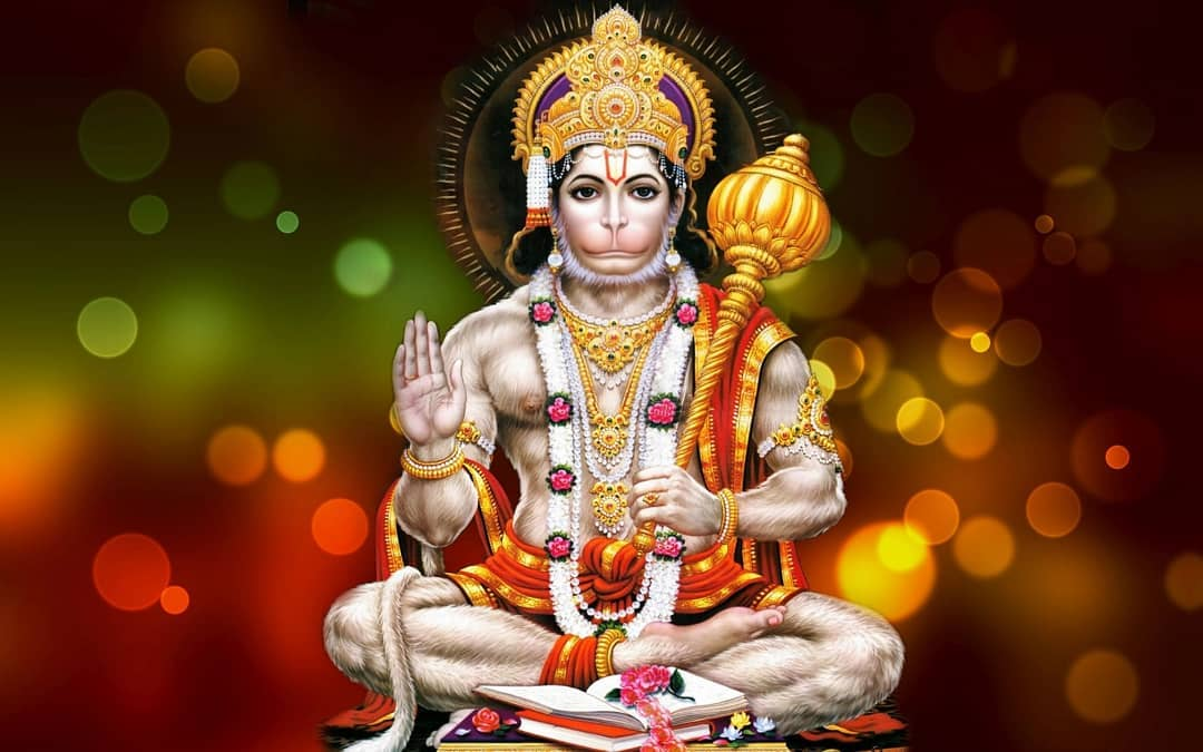 Hanuman God Hindi Baba Photo HD
