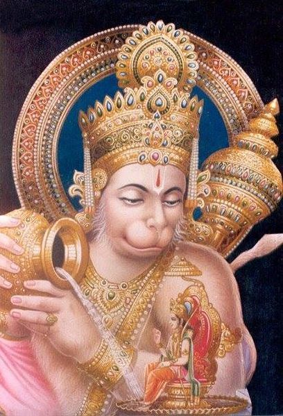 Hanuman Ji Photo Gallery