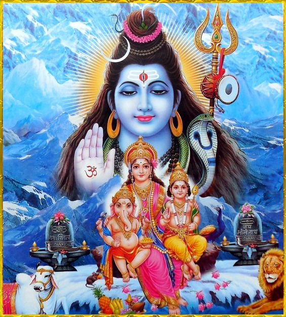 Hindu God Shiva Pic Photos
