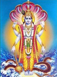 Hindu God Vishnu Photos