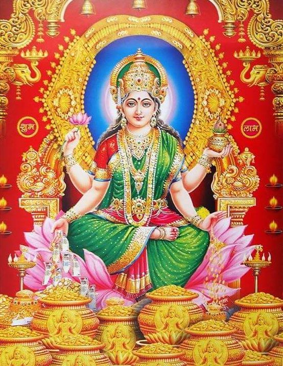 Hindu Goddess Devi Photo