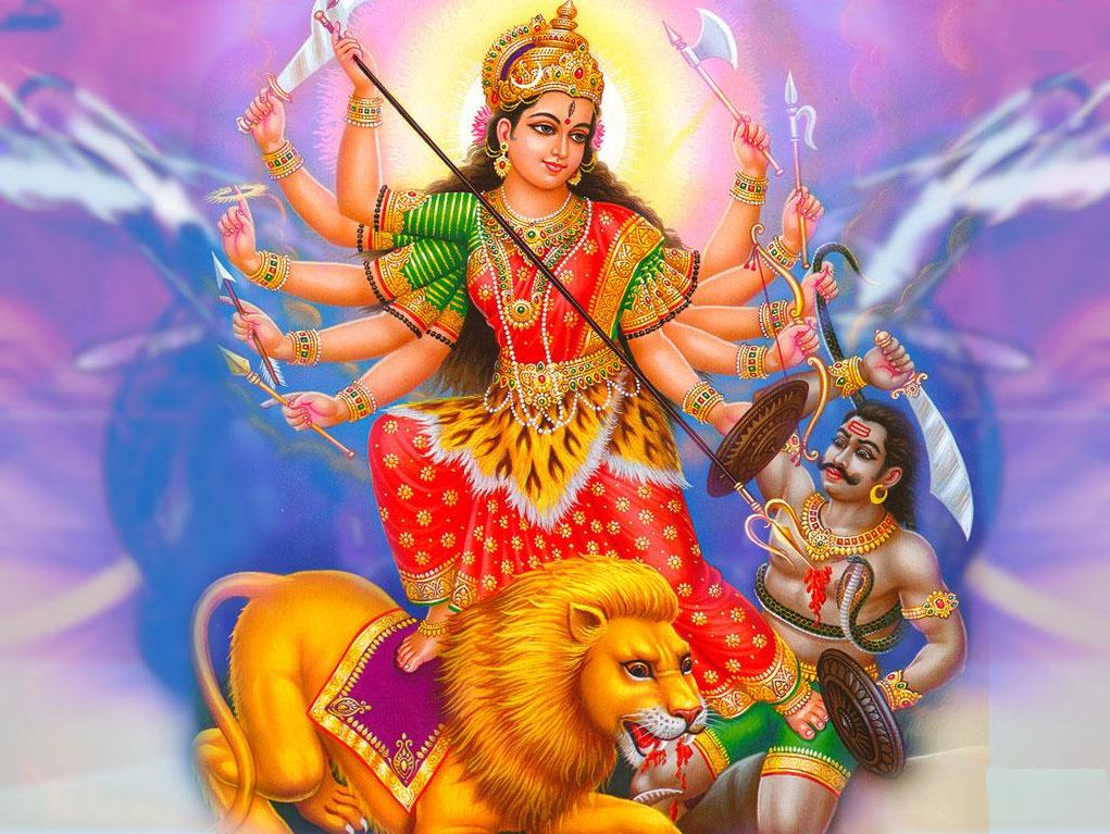 Hindu Goddess Photos