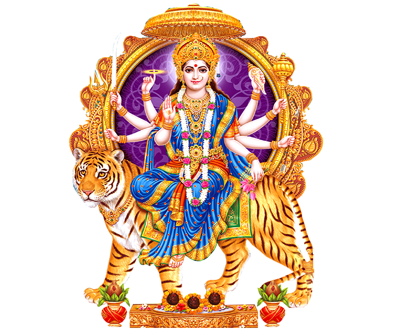 Jay Maa Durga Wallpaper