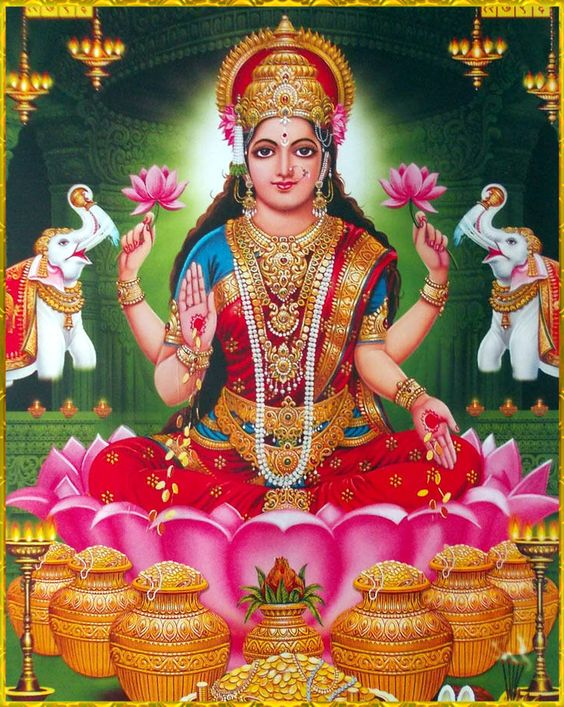 Lakshmi Maiya Ki Jai Photo