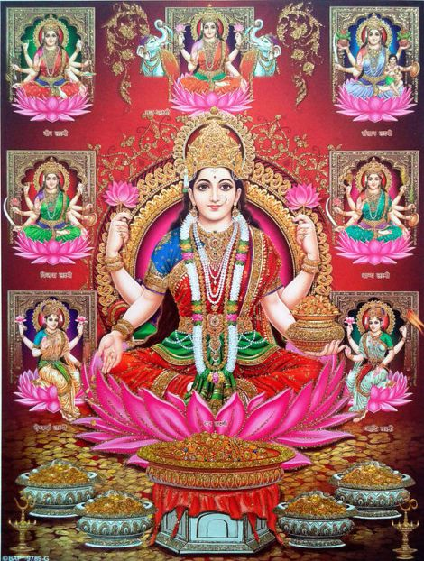 Lakshmi Mata Photo