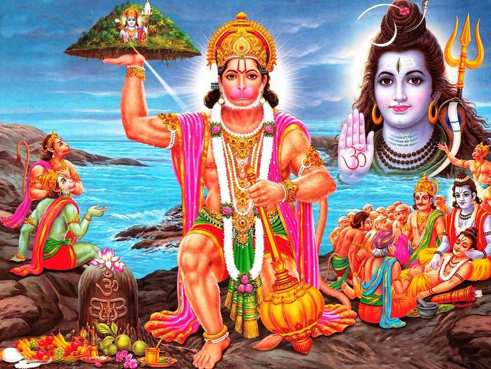 Lord Hanuman Images HD