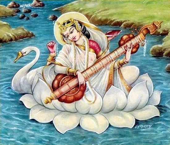 Lord Saraswati Photos