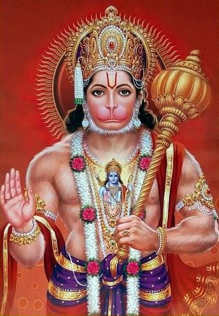 Lord Sri Hanuman Photo