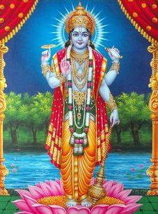 Lord Vishnu Avatars Photos