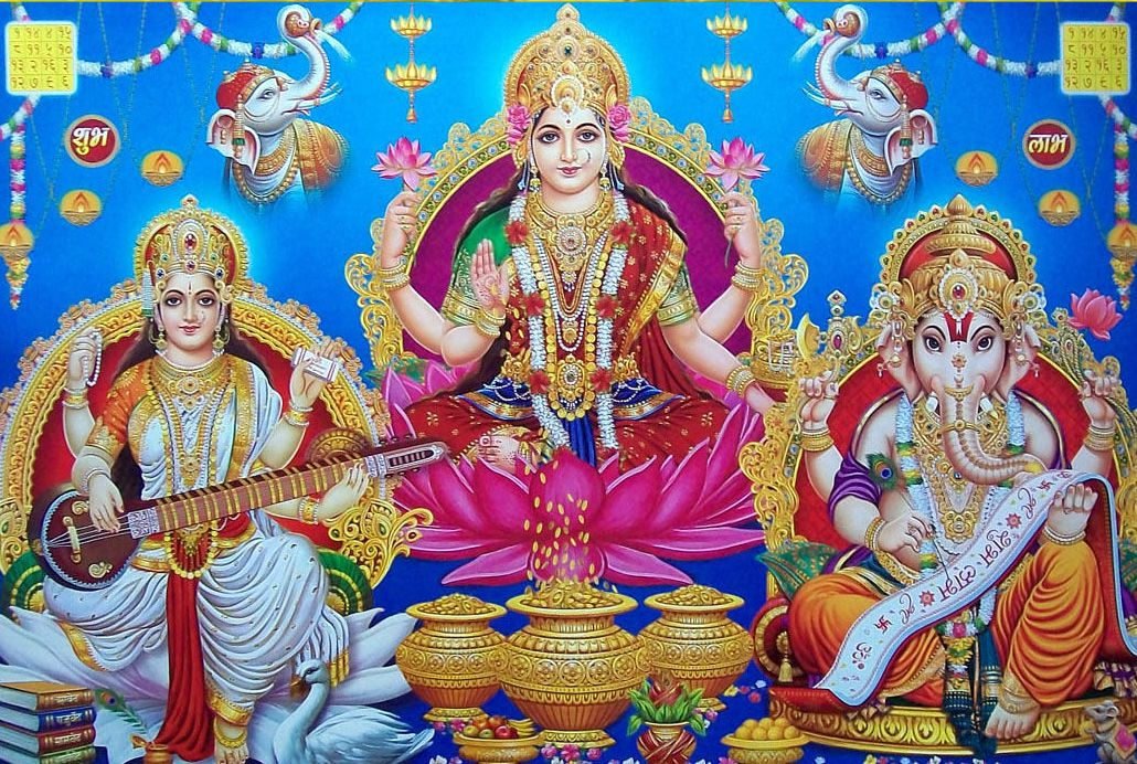 Maa Laxmi Wallpapers