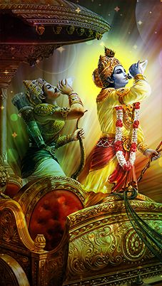 Mahabharat Geeta Hindu Krishna Images  IMAGES, GIF, ANIMATED GIF, WALLPAPER, STICKER FOR WHATSAPP & FACEBOOK