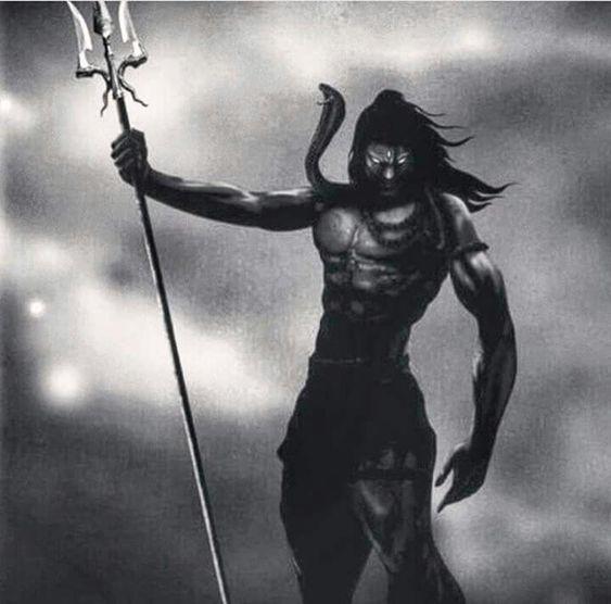 Mahakal Angry Shiv Images