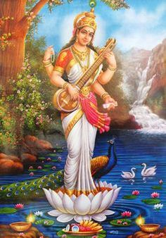 Mata Saraswati Photo