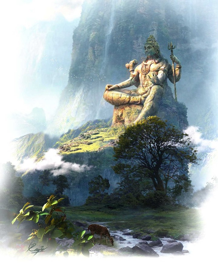 Mountain Shiva Shankar God Free Download