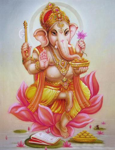 New Ganpati Photo