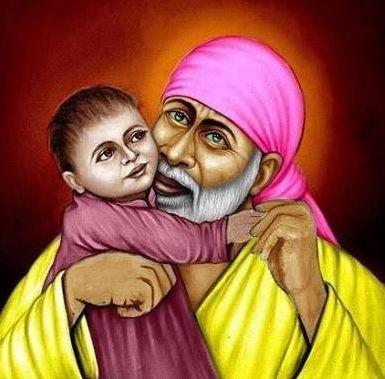 Sai Baba Ki Image