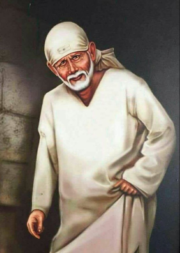 Sai Baba Wallpaper in HD