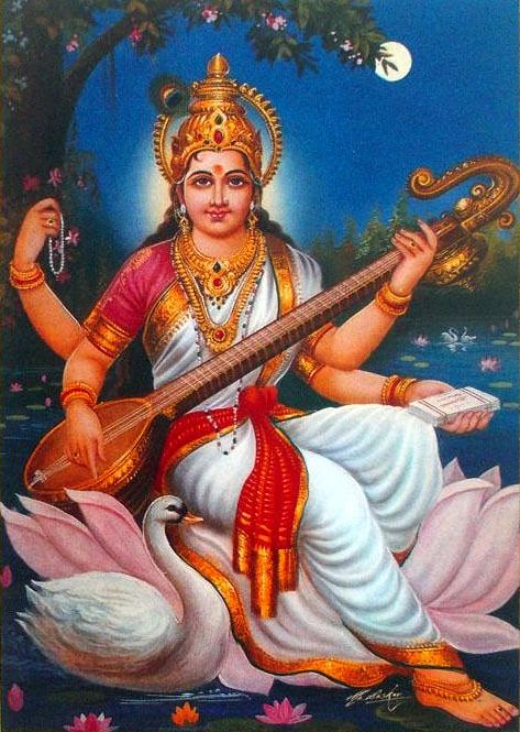 Saraswati Mata Photos