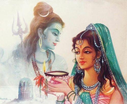Shiv God Wallpaper