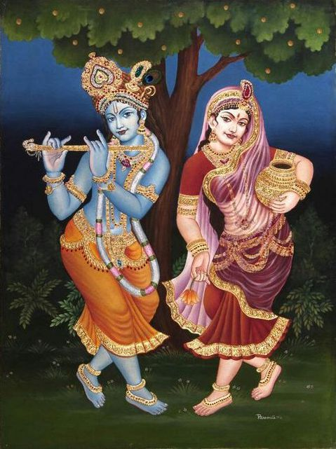 Shree Radha Krishna Pictures
