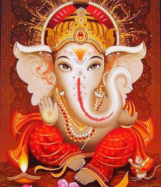 Shri Lord Ganesha Pictures