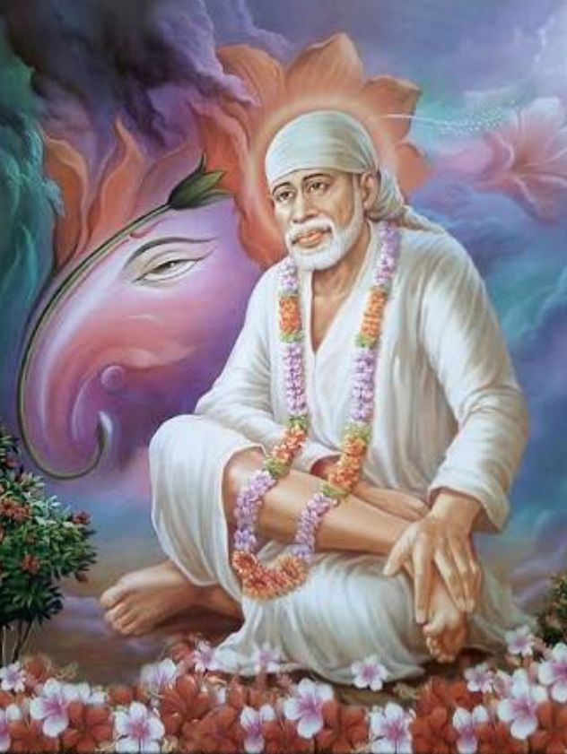 Shri Sai Photo HD